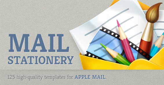 Mail Stationery « Mac App Deals & Mac App Store Discounts — Two ...