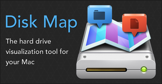 Disk Map « Mac App Deals & Mac App Store Discounts — Two Dollar Disk Map on