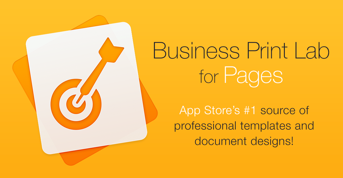 Business Print Lab for Pages « Mac App Deals & Mac App Store