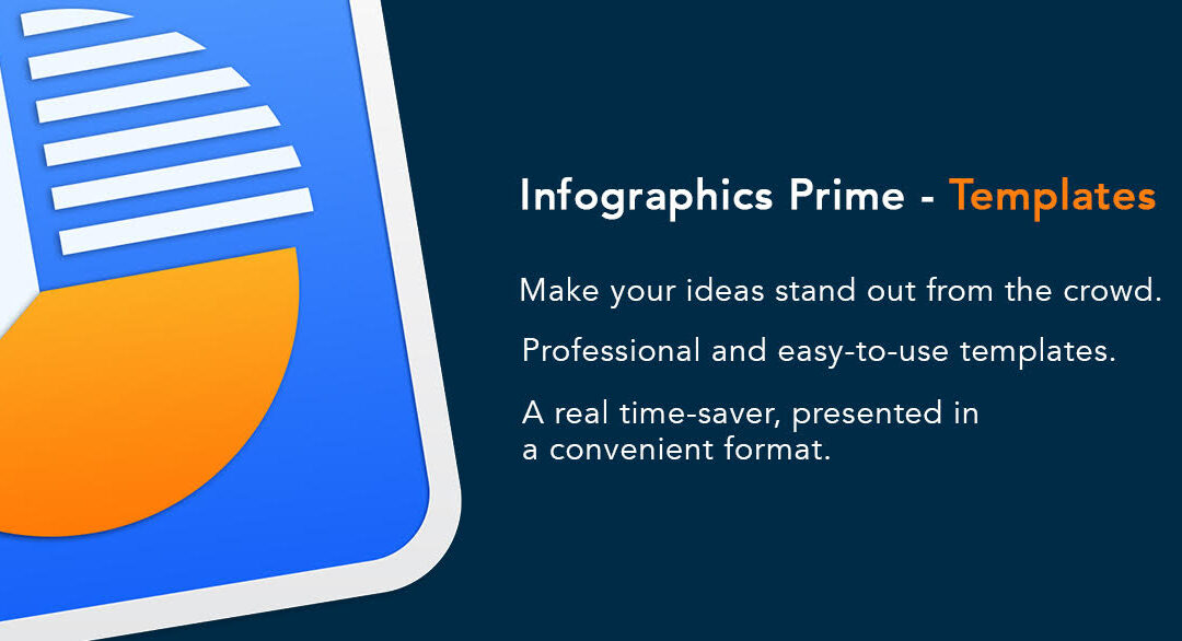 Infographics Prime – Template‪s