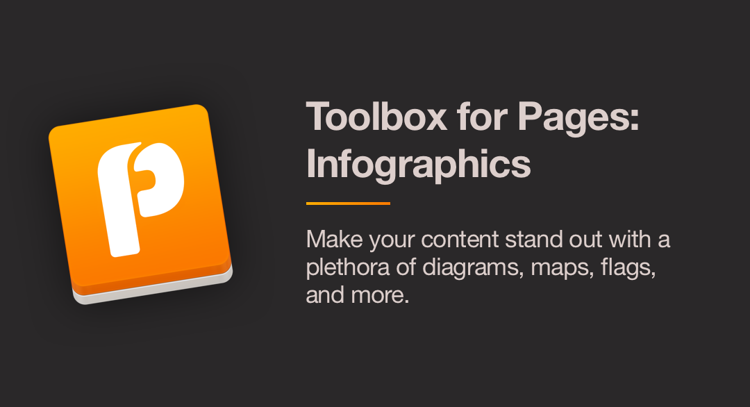 Toolbox for Pages: Infographics
