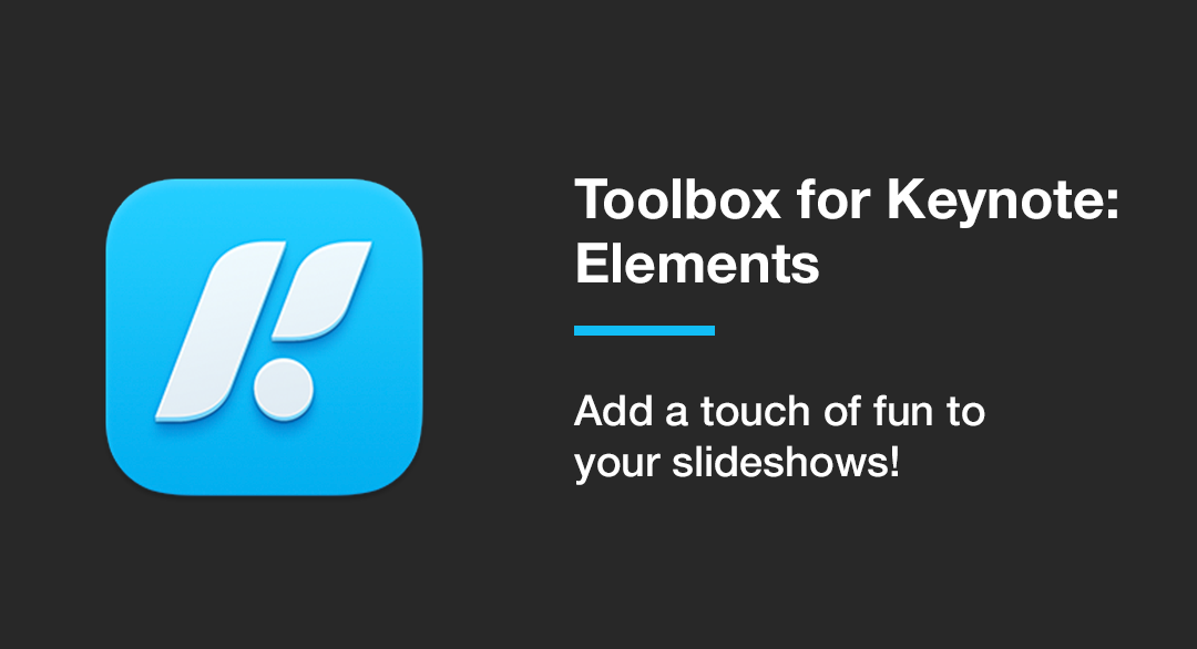 Toolbox for Keynote: Elements
