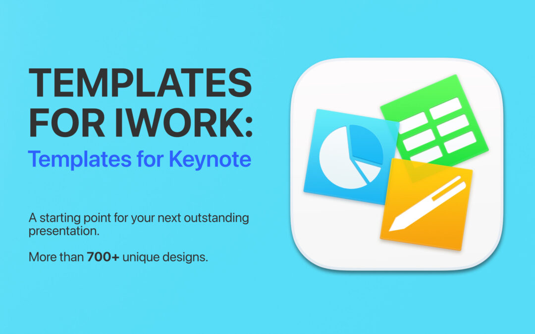 Templates for iWork – DesiGN: Templates for Keynote