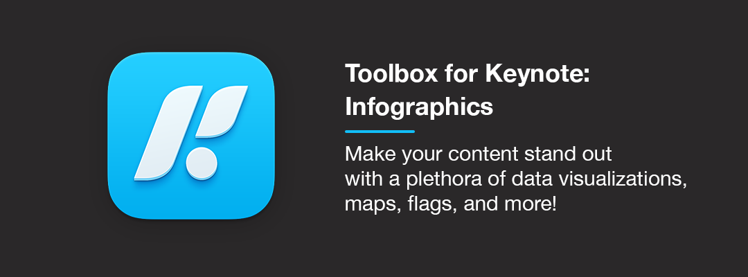 Toolbox for Keynote: Infographics